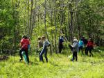 Акция добрых дел в Шкотовских лесах — В минувший четверг, в рамках лесовосстановительных работ, Шкотовским участковым лесничеством была организована и проведена акция по созданию лесных культур кедра корейского «Расти лес»