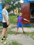 Дню молодёжи России и Всероссийскому Олимпийскому дню была посвящена Спартакиада Шкотовского городского поселения по национальным видам спорта (мини-футбол, волейбол, гиревой спорт), прошедшая в минувшее воскресение