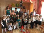 В детском саду «Радуга» пгт. Шкотово прошёл конкурс чтецов «Весна победы» посвящённый 73 годовщине ВОВ